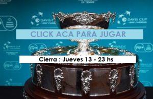 copa davis juego del pronostico LEGION ARGENTINA