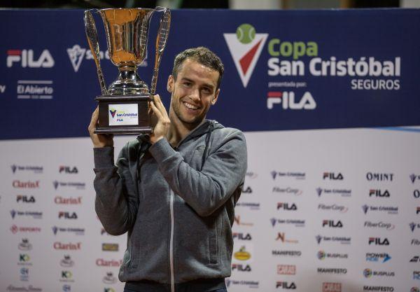 Kicker campeon challenger buenos aires copa san cristobal seguro 2017