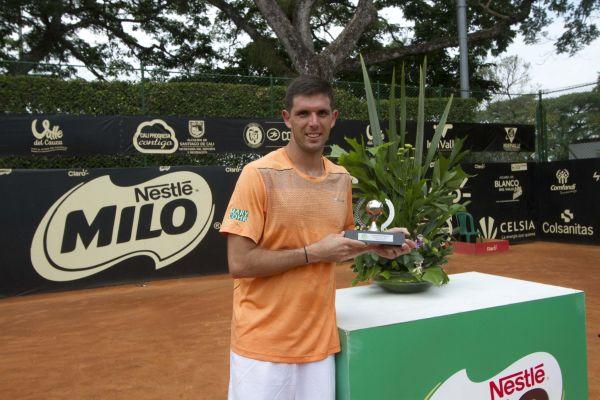 delbonis campeon challenger cali 2017