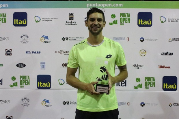 andreozzi campeon challenger punta dele ste 2018