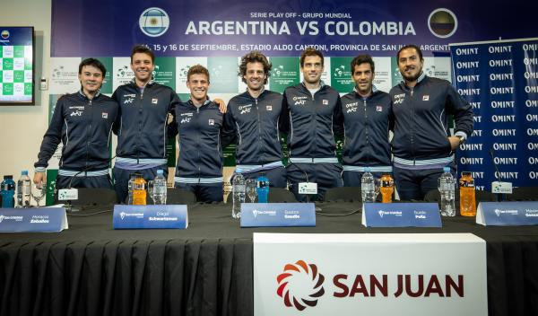 equipo completo copa davis argentina
