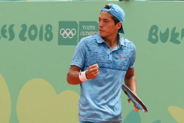 SEBASTIAN BAEZ ITF MASTERS JUNIOR 2018