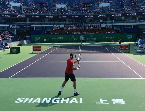 shanghai masters 1000 2018