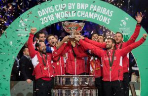 copa davis croacia campeon 2018 cilic coric trofeo