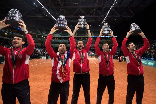 copa davis croacia campeon 2018 cilic coric