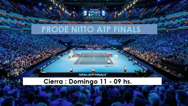 nitto atp finals 2018 prode