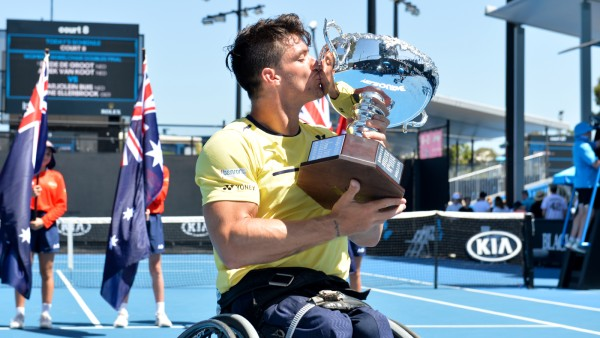 gustavo fernandez campeon australian open 2019