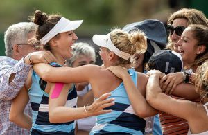 Fed Cup Argentina mantuvo la categoria