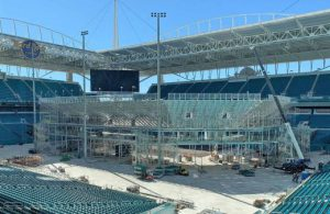 Miami Open construction