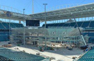 Miami Open construction