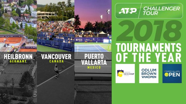 the best challenger atp 2018