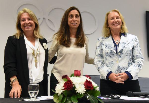 Comisión de la Mujer en el Deporte 1