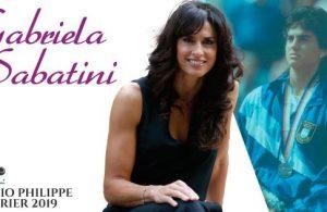 Sabatini Gabriela Premio Philippe Chatrier 2019