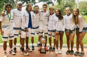 sudamericano sub 14 campeones varones
