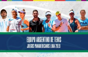 agentina juegos panamericanos tenis