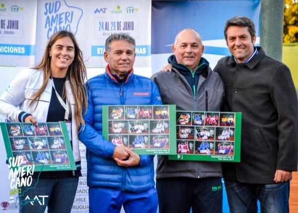 sudameicano sub12 podio argentina 2
