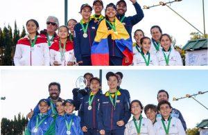 sudameicano sub12 podio argentina