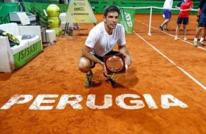 Fede delbonis campeon challenger perugia 2019