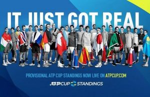 ATP CUP 2020 PLAYERS