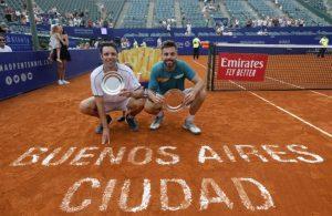 zeballos granollers campeones dobles argentina open 2020