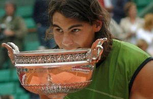 Nadal consigue su primer título de Grand Slam