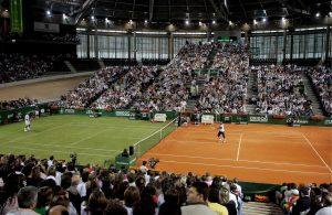 Nadal y Federer reyes del segundo saque