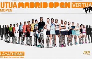 Mutua Madrid Open Virtual Pro Field