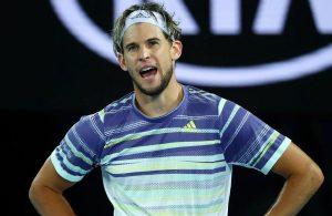 Thiem no apoya la declaración de Djokovic