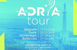 Novak Djokovic anuncia serie de partidos