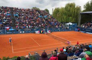 Podoroska presente en el WTA de Praga