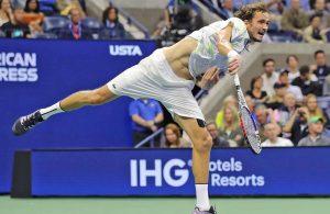 Medvedev clasifica al ATP Finals