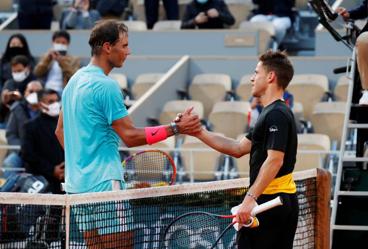 Diego Schwartzman top 10 Nadal