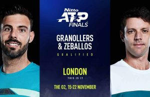 zeballos clasifica al ATP FINALS