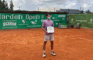 Juan Manuel Cerundolo campeon Challenger Roma Open 2 2021
