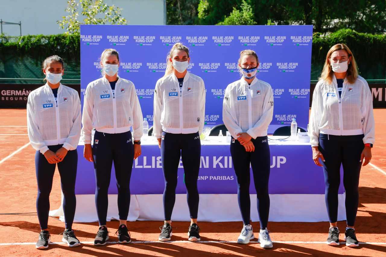 YPF junto al tenis femenino