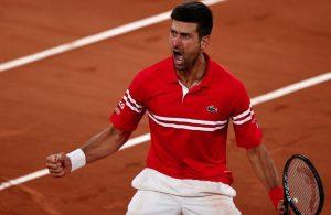 Djokovic le ganó a Nadal
