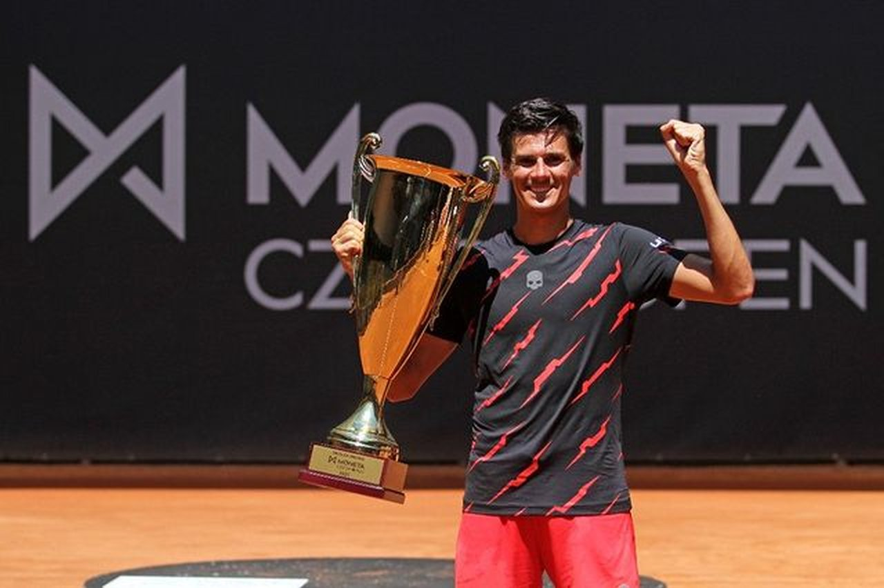 Federico Coria campeon challenger Prostejov 2021