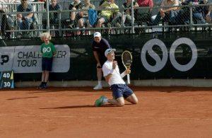 Facu Bagnis campeon challenger salzburgo 2021
