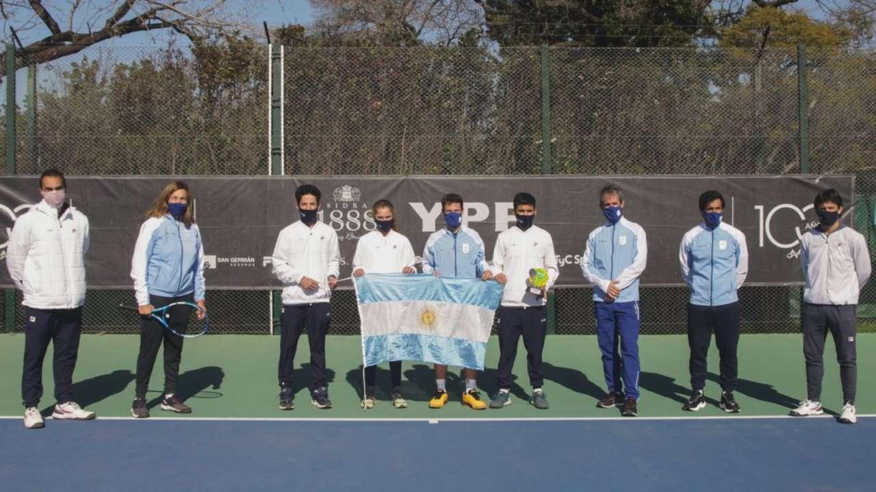 Tenis argentino en los juegos olímpicos