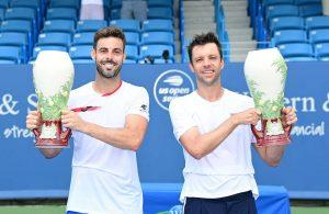 horacio zeballos campeon dobles cincinnati 2021
