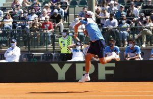 Victoria de Argentina en Copa Davis