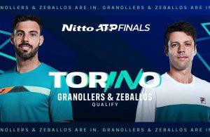 Zeballos al ATP Finals 2021