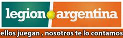 La Legión Argentina. Todo el Tenis.